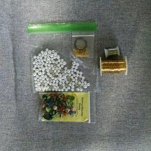 Jewelry - Beading Supplies Bundle/Lot